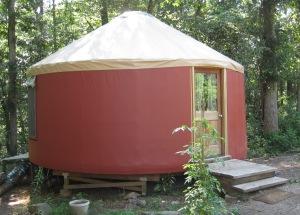 Gladheart Yurt